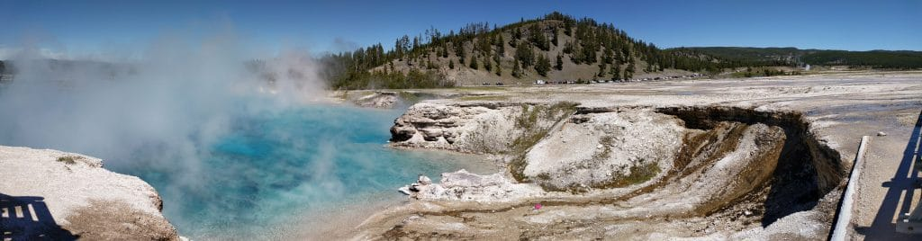Yellowstone Hotsprings