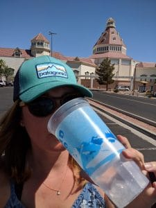 Rocketmom Hydrating in Primm