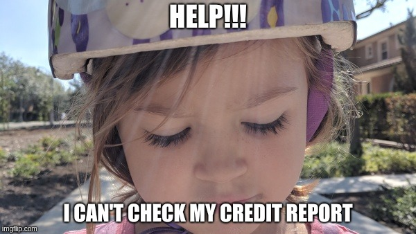Check Your Childs Credit Report